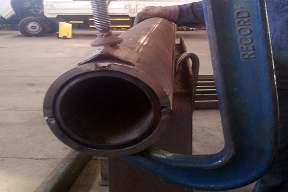 Pipe Bending to Form Round Tube