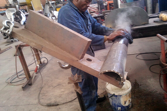 Engineering Shop Gauteng Pipe Bending