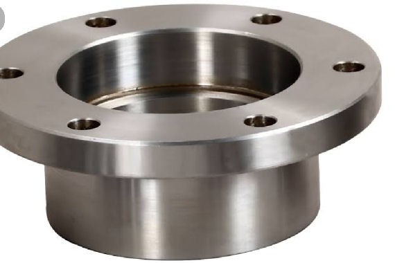 Engineering Shop Machining Services on Flanges
